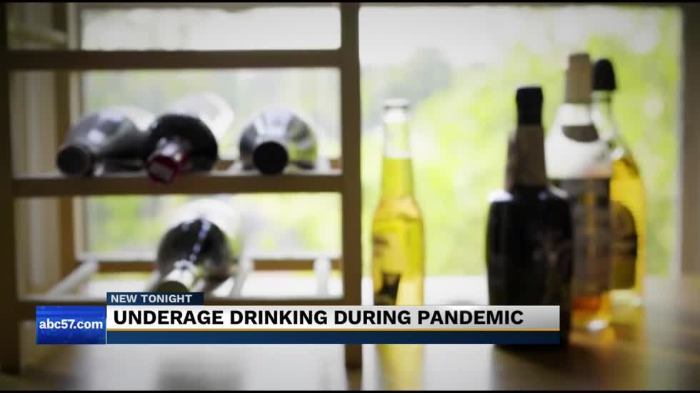 Study shows 1 in 6 parents allowed teens to drink during pandemic